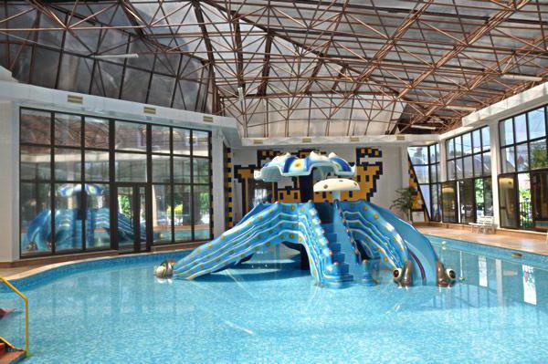 Осьминожка аквапарк анапа