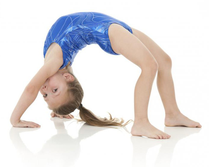 Гимнастика для детей от 3 лет секция