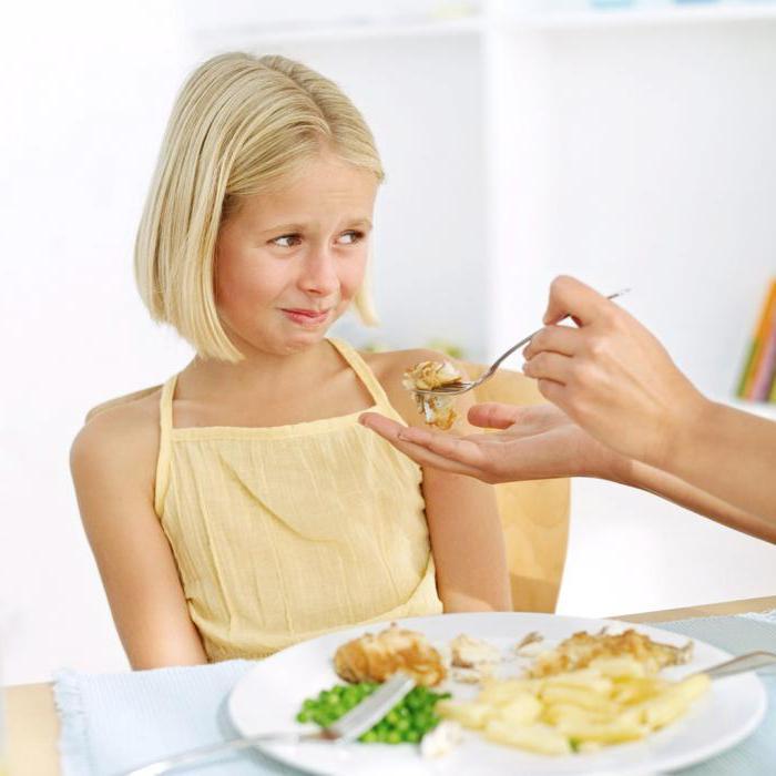 Аппетит не связан с едой
