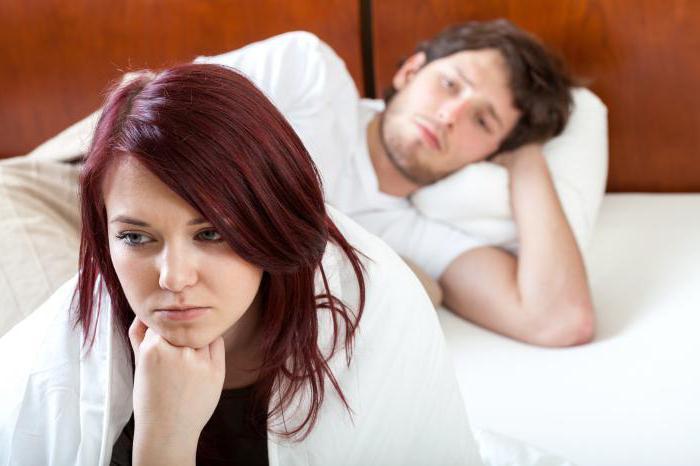 Почему девушка не хочет секса? Причины и психология