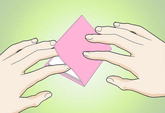 Как сделать для кукол тетрадь и папку