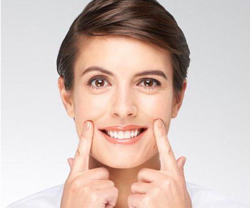 как с помощью гимнастики поднять уголки губ