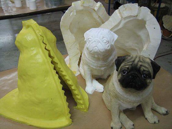 как сделать скульптуру из гипса