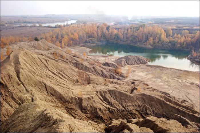 Кондуки узловской район голубые озера