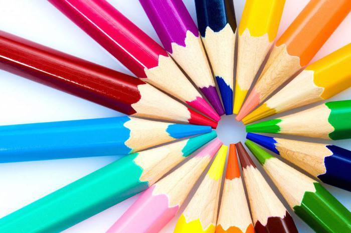Поделки из карандашей