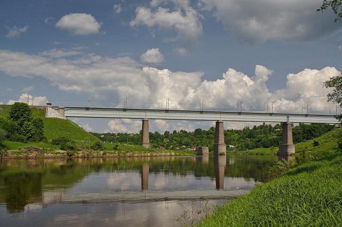Станция мстинский мост