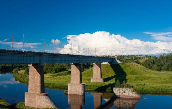 Ст мстинский мост новгородская область