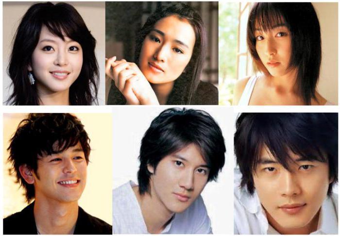 китаец и японец разница фото