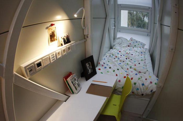 Самая маленькая квартира в мире. 5 самых маленьких квартир мира