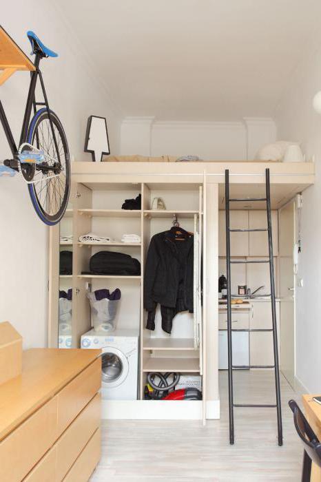 Самые маленькие квартиры в мире фото
