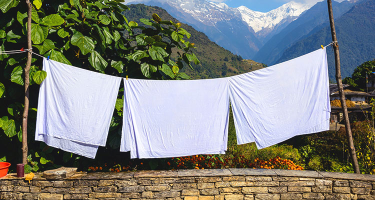 нужно ли гладить постельное белье из сатина