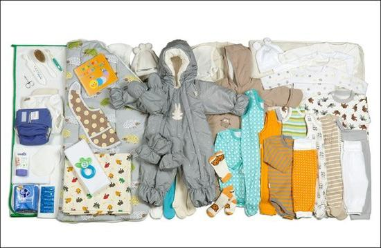 Список Одежды Для Новорожденного Зимой