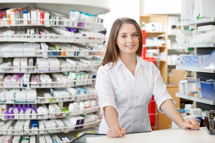 В чем заключается работа фармацевтом?