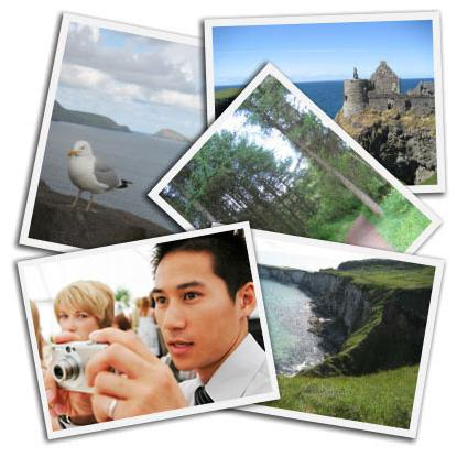 Создать фотографию из нескольких фотографий
