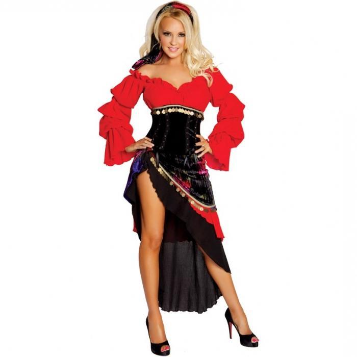 Цыганские юбки