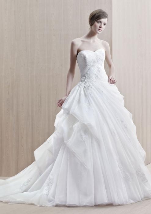 Сонник красивое белое свадебное платье на себе