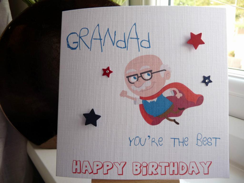 Что можно нарисовать на открытке с днем рождения дедушке легко, юмор картинках