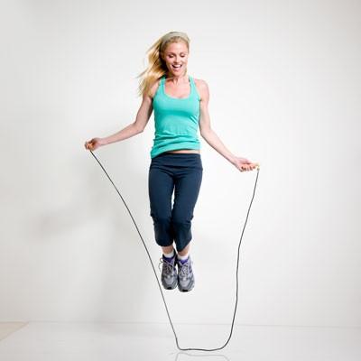 если прыгать на скакалке каждый что похудеет