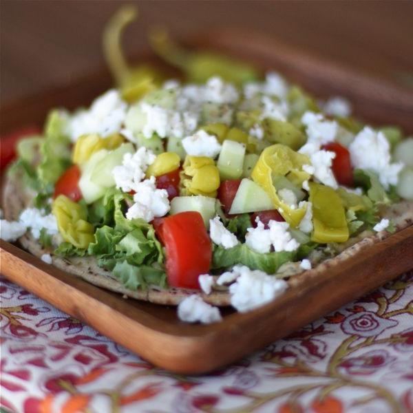 Легкий и вкусный салат на ужин