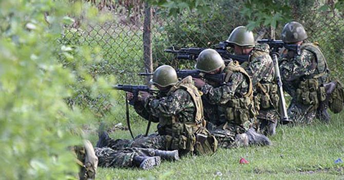 Виды войск российской армии