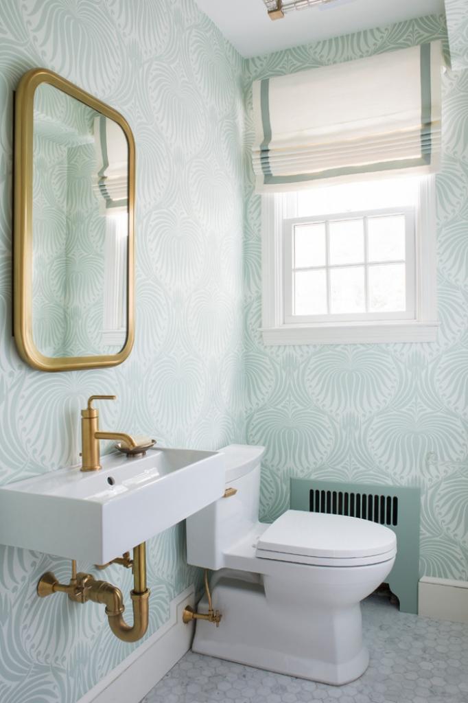 Декор туалета: оригинальные идеи и варианты, советы дизайнеров