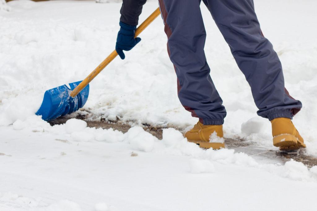 Картинки по уборке снега, подарок мужчине