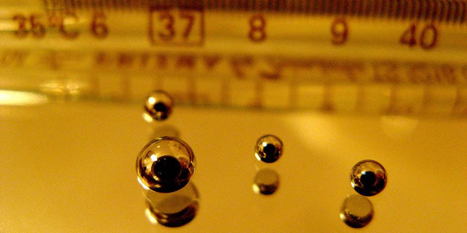 Как собрать ртуть из градусника с пола - способы, особенности и рекомендации
