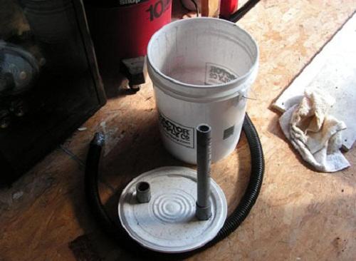 bucket cyclone