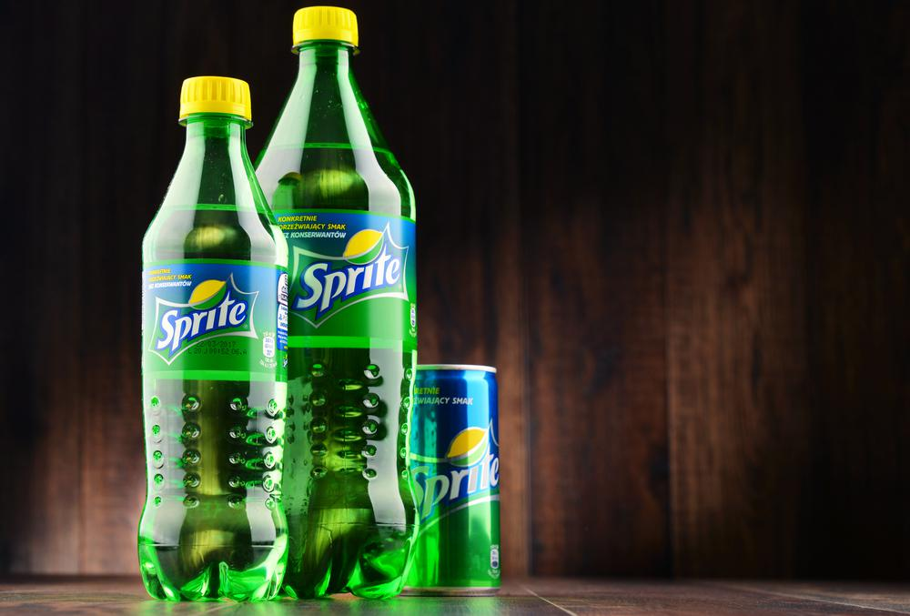sprite for cleaning