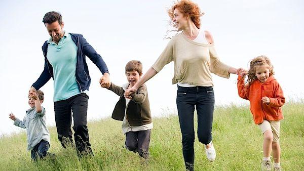 Семейная пробежка