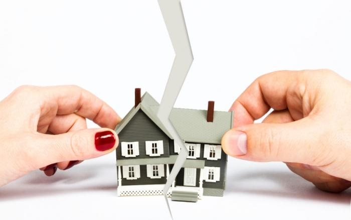 как разводят супругов при ипотеке была ересь