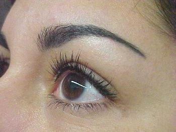 Татуаж глаз - красота на каждый день