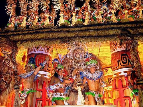 карнавалы в бразилии