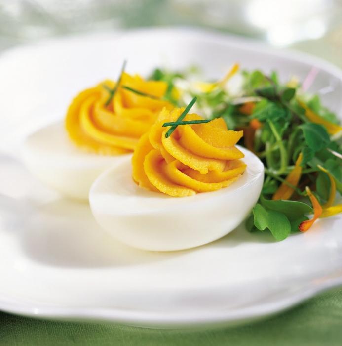 калорийность яйца при похудении