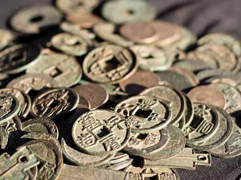 Валютные единицы Китая: от серебра до «тутовых» банкнот