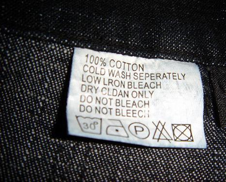 значение знаком на одежде