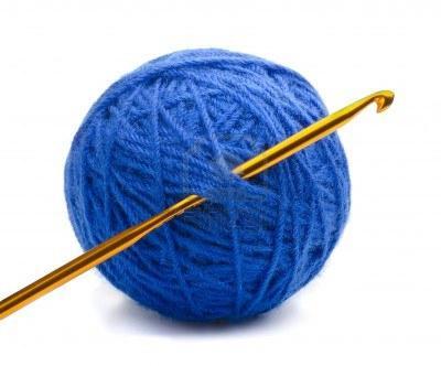 вязание мочалок крючком схема