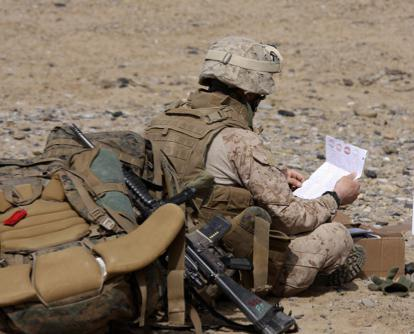 что можно написать знакомому в армию