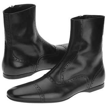 Модные ботинки мужские