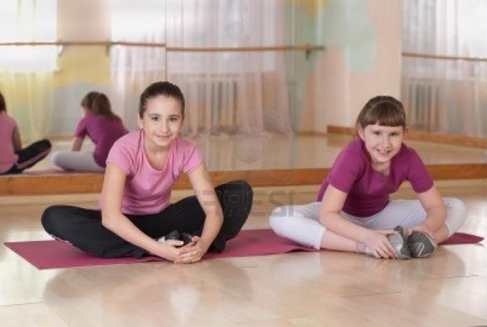 Специальная физическая подготовка