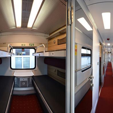 Секс в поезде мягкий вагон