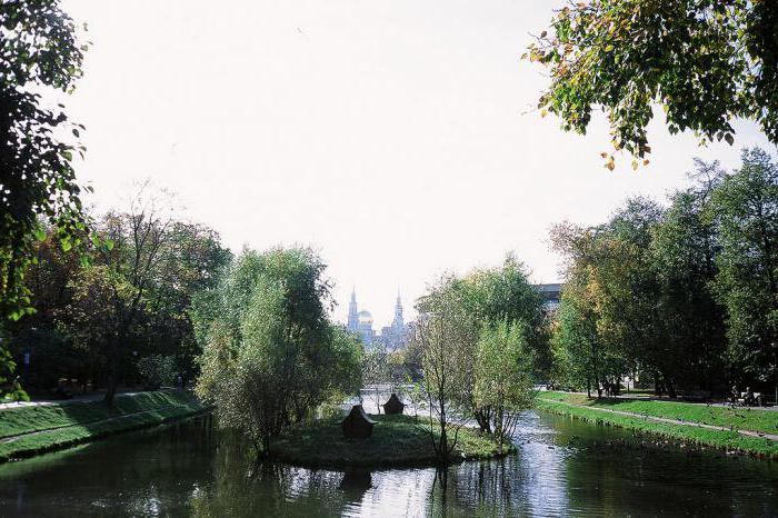 красивые парки москвы для фотосессий