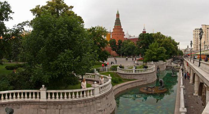 красивые парки москвы осенью
