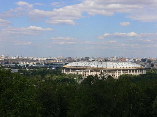 красивые парки москвы где можно погулять