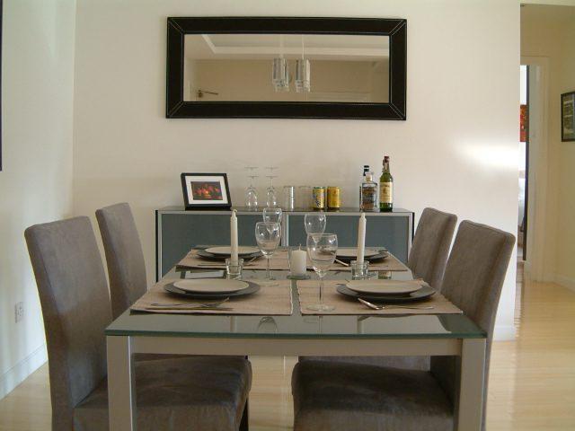 обеденные зоны для кухни