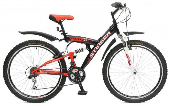 велосипед stinger цена