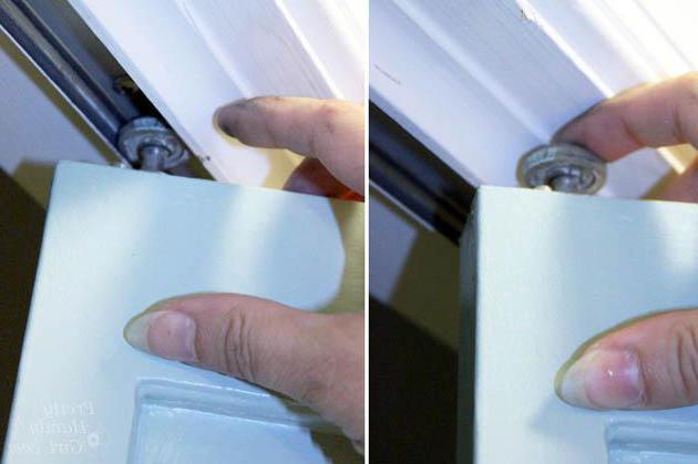 ремонт пластиковых дверей балкона