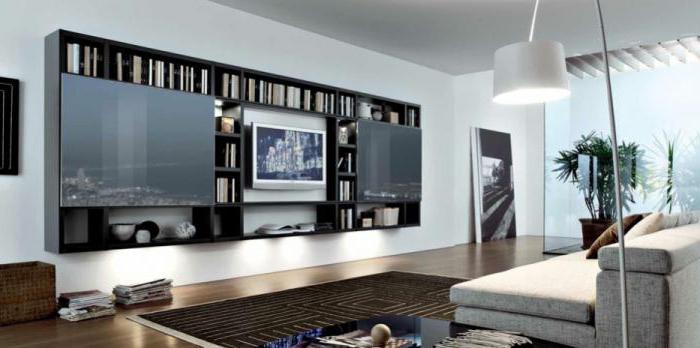 мебель гостиная в современном стиле москва