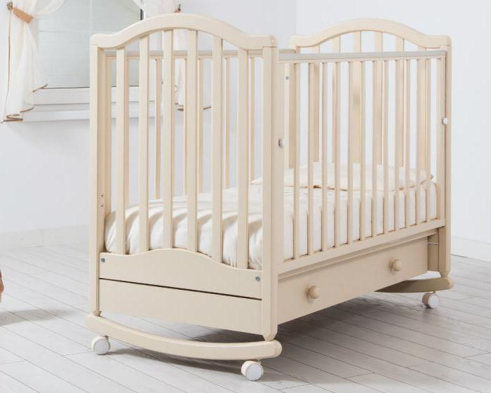 детская кроватка гандылян дашенька