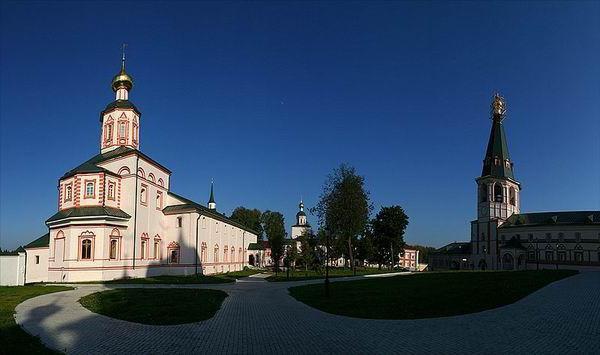 иверский мужской монастырь на валдае